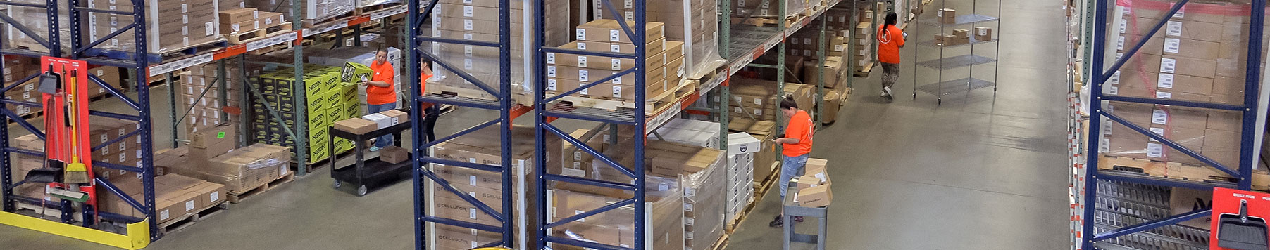 warehouse labor management