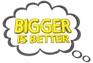 bigstock-Bigger-is-Better-Size-Matters--177300640