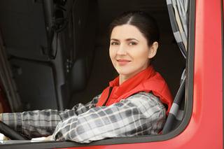 women truck drivers