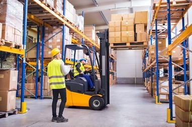 logistics safety programs