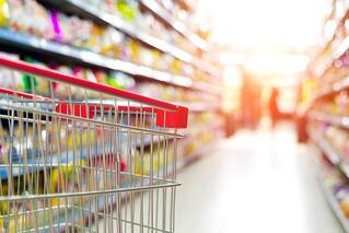 inventory optimization ensures shelves are stocked without excess safety stock